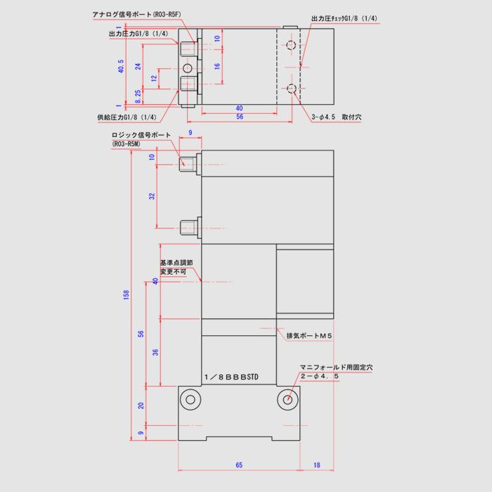ハイパーレギュレータ:640A/640Bシリーズ